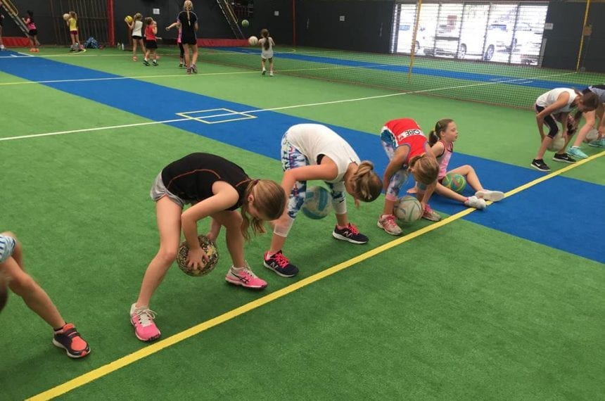 Pivot Netball Term one After School Development Program now open for registration