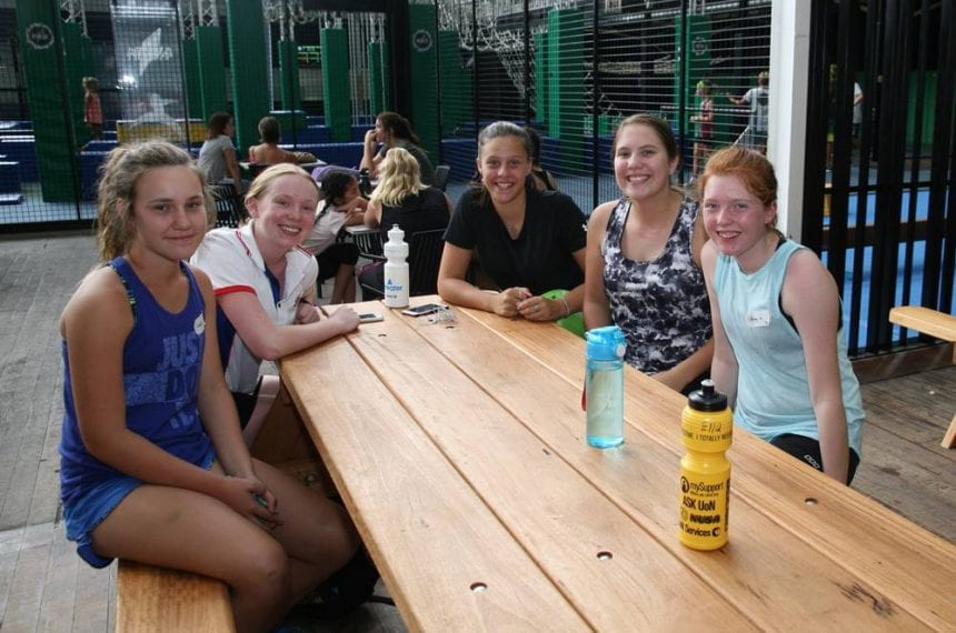 Pivot Netball Academy head to Gulgong for Youth Week
